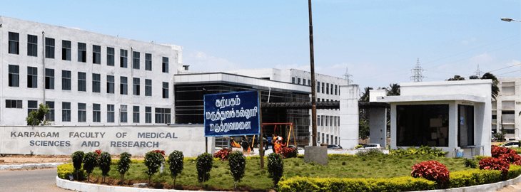Karpagam Faculty of Medical Sciences & Research ...