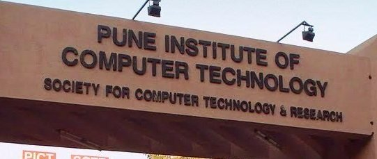 Pune Institute Of Computer Technology Pict Pune